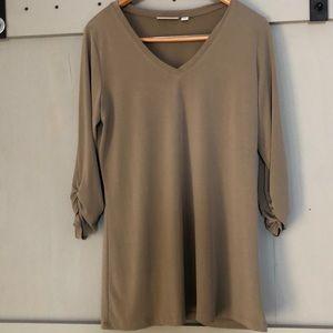 Susan Graver Mini Dress, Size S